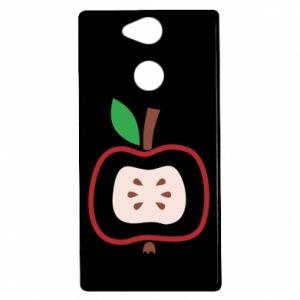Etui na Sony Xperia XA2 Abstract apple