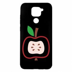 Etui na Xiaomi Redmi Note 9/Redmi 10X Abstract apple