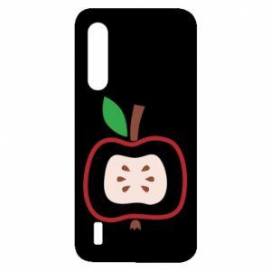 Etui na Xiaomi Mi9 Lite Abstract apple