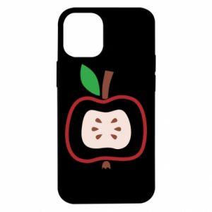 Etui na iPhone 12 Mini Abstract apple
