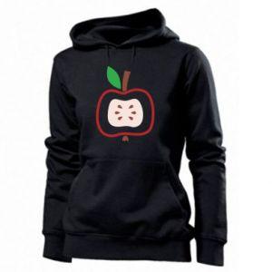 Bluza damska Abstract apple