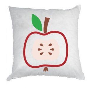 Poduszka Abstract apple