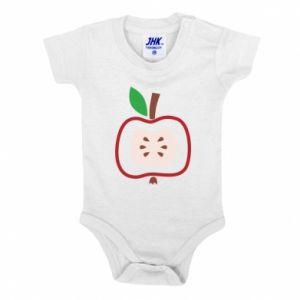 Body dziecięce Abstract apple