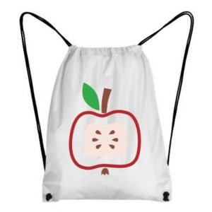 Plecak-worek Abstract apple