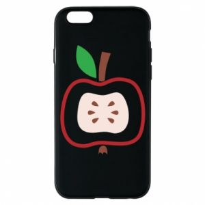 Etui na iPhone 6/6S Abstract apple