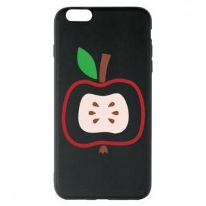 Etui na iPhone 6 Plus/6S Plus Abstract apple