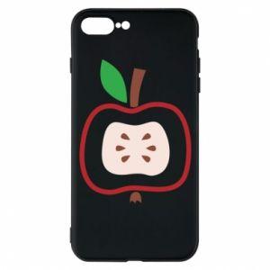 Etui do iPhone 7 Plus Abstract apple
