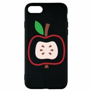 Etui na iPhone 8 Abstract apple