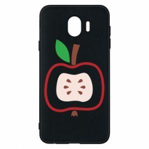 Etui na Samsung J4 Abstract apple