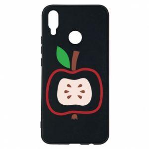 Etui na Huawei P Smart Plus Abstract apple
