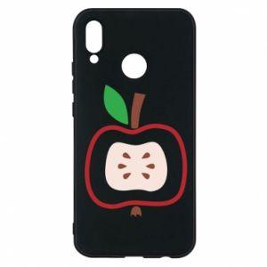 Etui na Huawei P20 Lite Abstract apple