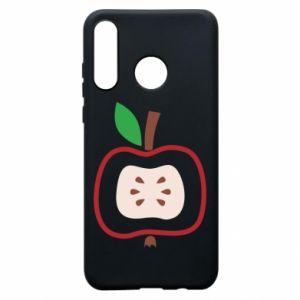 Etui na Huawei P30 Lite Abstract apple