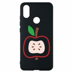 Etui na Xiaomi Mi A2 Abstract apple