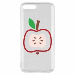 Etui na Xiaomi Mi6 Abstract apple