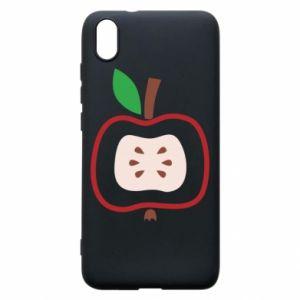 Etui na Xiaomi Redmi 7A Abstract apple