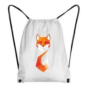 Plecak-worek Abstrakcja geometryczna Lisa
