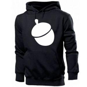 Men's hoodie Acorn