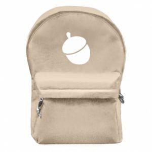 Plecak z przednią kieszenią Acorn