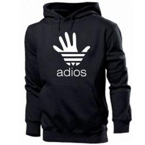 Męska bluza z kapturem Adios adidas