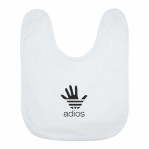 Śliniak Adios adidas