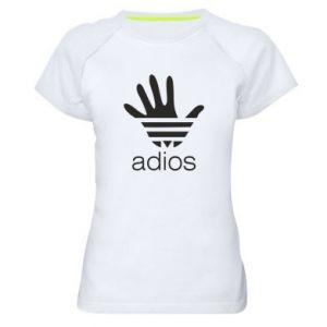 Damska koszulka sportowa Adios adidas