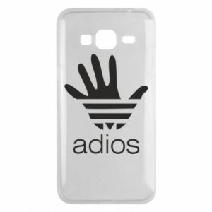Etui na Samsung J3 2016 Adios adidas