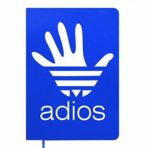 Notes Adios adidas