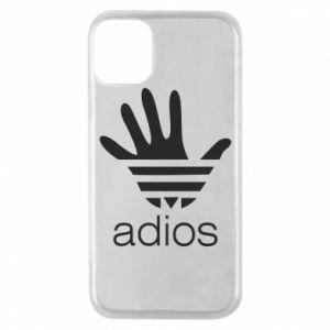 Etui na iPhone 11 Pro Adios adidas