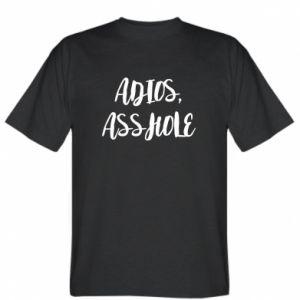 Koszulka Adios asshole