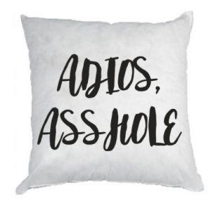Poduszka Adios asshole