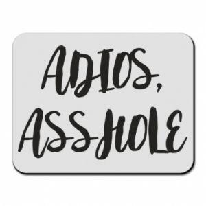 Podkładka pod mysz Adios asshole