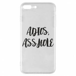 Etui na iPhone 7 Plus Adios asshole