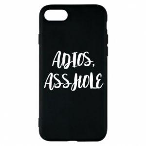 Etui na iPhone 8 Adios asshole
