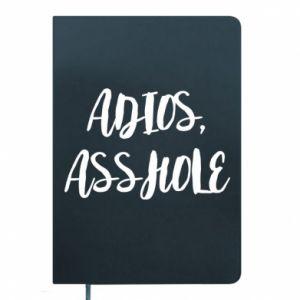 Notes Adios asshole