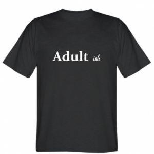 Koszulka męska Adult...ish