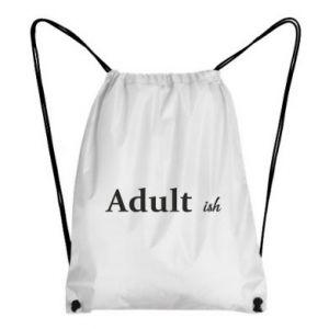 Plecak-worek Adult...ish