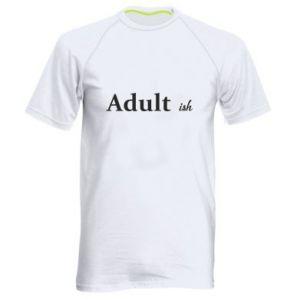 Koszulka sportowa męska Adult...ish