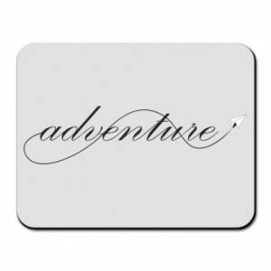 Mouse pad Adventure aircraft