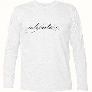 Koszulka z długim rękawem Adventure aircraft