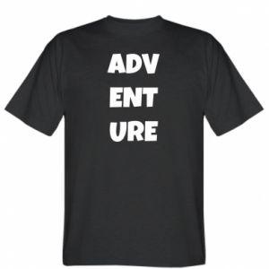 T-shirt Adventure