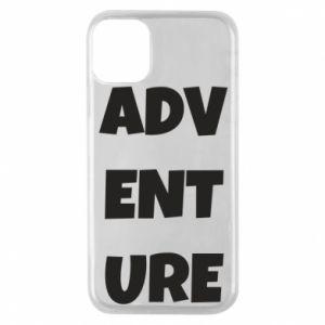 Phone case for iPhone 11 Pro Adventure