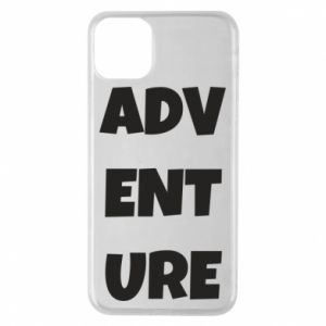 Phone case for iPhone 11 Pro Max Adventure