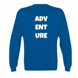 Kid's sweatshirt Adventure