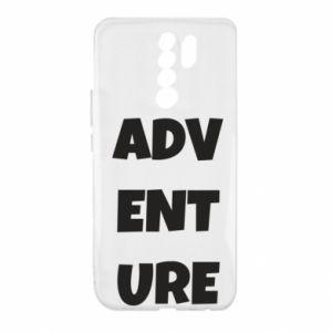 Xiaomi Redmi 9 Case Adventure