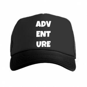 Trucker hat Adventure