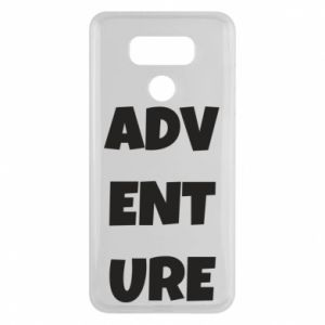 LG G6 Case Adventure
