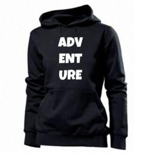 Women's hoodies Adventure