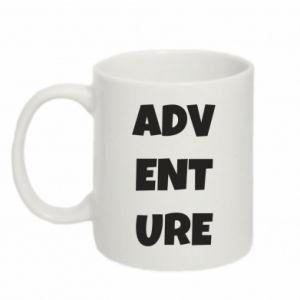 Mug 330ml Adventure
