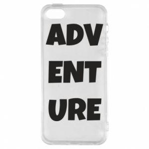 Phone case for iPhone 5/5S/SE Adventure