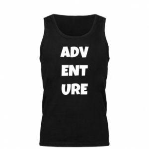Męska koszulka Adventure